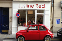 Justine Red, Paris, France