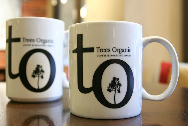 Trees Organic Coffee Downtown Vancouver