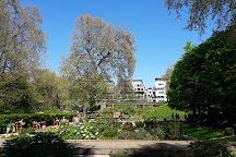 Parc de Bercy, Paris, France