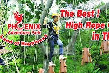 Phoenix Adventure Park, Mae Rim, Thailand