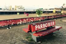 Waterkant (Riverside Boulevard), Paramaribo, Suriname