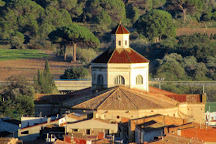 Church of San Miguel, Mont-roig del Camp, Spain