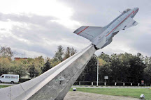 Monument to the MiG-21, Zhukovsky, Russia