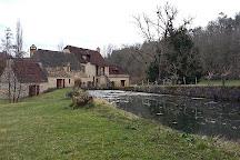Le Thot, Thonac, France