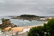 Playa de Bikinis, Santander, Spain