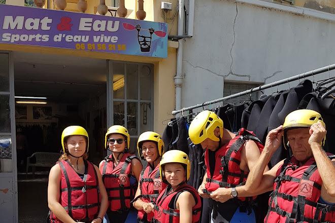 Mat & Eau Rafting, Breil-sur-Roya, France