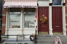 Parsons Daughter Candy Shoppe, Norwich, United States