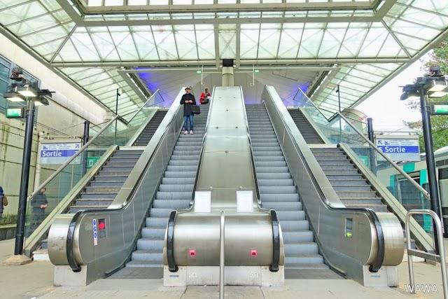 Gare de Marne la Vallée Chessy