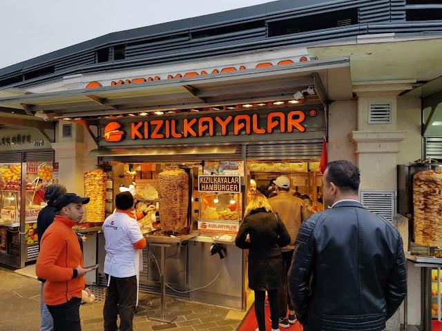 Kizilkayalar
