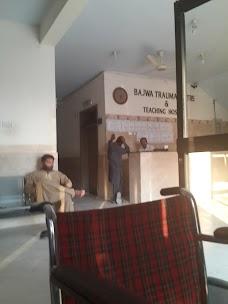 Bajwa Trauma Centre & Teaching Hospital Sargodha