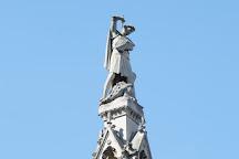 Crimea and Indian Mutiny memorial, London, United Kingdom