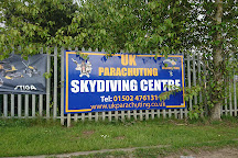 UK Parachuting, Beccles, United Kingdom