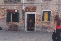 Cafe Al Fontego - Venice, Venice, Italy