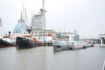 U-Boot Wilhelm Bauer, Bremerhaven, Germany
