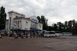 Автобусная станция   Sevastopol