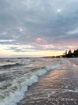 Городской пляж Очаков