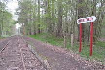 Museumsbanen Maribo Bandholm, Bandholm, Denmark