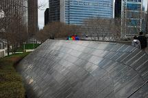 BP Pedestrian Bridge, Chicago, United States