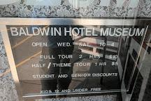Baldwin Hotel Museum, Klamath Falls, United States
