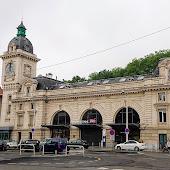 Железнодорожная станция  Bayonne