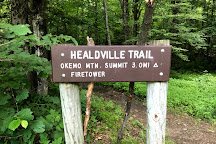 Healdville Trail, Ludlow, United States