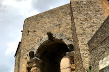 Porta all'Arco, Volterra, Italy