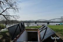 Bunker - Wisla, Torun, Poland