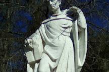 Saint Michelès Abbey, Monticchio Bagni, Italy