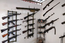 Shooting range in Siem reap, Siem Reap, Cambodia