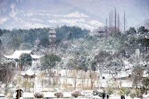 Jingting Mountain, Xuancheng, China
