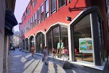 Mestna knjiznica Piran Biblioteca Civica Pirano, Piran, Slovenia