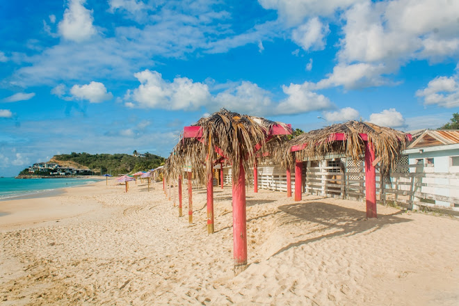Visit Darkwood Beach On Your Trip To Antigua Or And