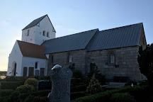Aggersborg Kirke, Loegstoer, Denmark
