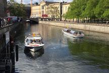 Berliner Wassertaxi-Stadtrundfahrten, Berlin, Germany