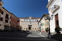Pontifical Villas of Castel Gandolfo, Castel Gandolfo, Italy