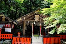 Nonomiya Shrine, Kyoto, Japan
