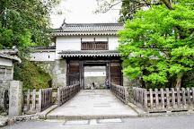 Obijyo Castle Ruins, Nichinan, Japan
