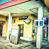 Станция  Bari Palese Macchie