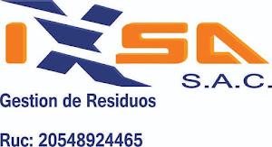 IXSA GESTION DE RESIDUOS 1