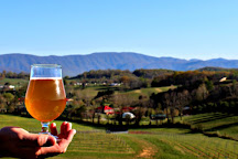Great Valley Farm Brewery, Natural Bridge, United States