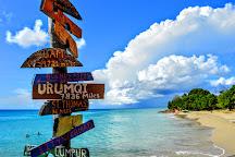 Rhythms at Rainbow Beach, Frederiksted, U.S. Virgin Islands