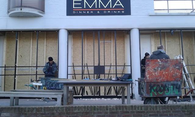 Emma Dinner & Drinks, Hotel Hogerhuys