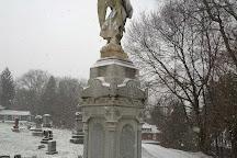 Cortland Rural Cemetery, Cortland, United States