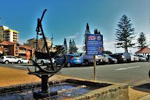 Captain Cook Memorial and Lighthouse, Coolangatta, Australia