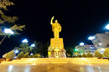 Ho Chi Minh Monument, Can Tho, Vietnam