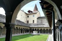 Collegiata dei Santi Pietro e Orso, Aosta, Italy