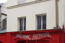 Madame Arthur, Paris, France