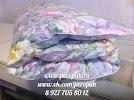 Чистка и реставрация подушек, одеял, перин