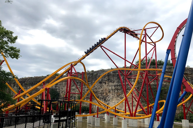 Visit Six Flags Fiesta Texas on your trip to San Antonio