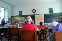 North River Stone Schoolhouse, Winterset, United States